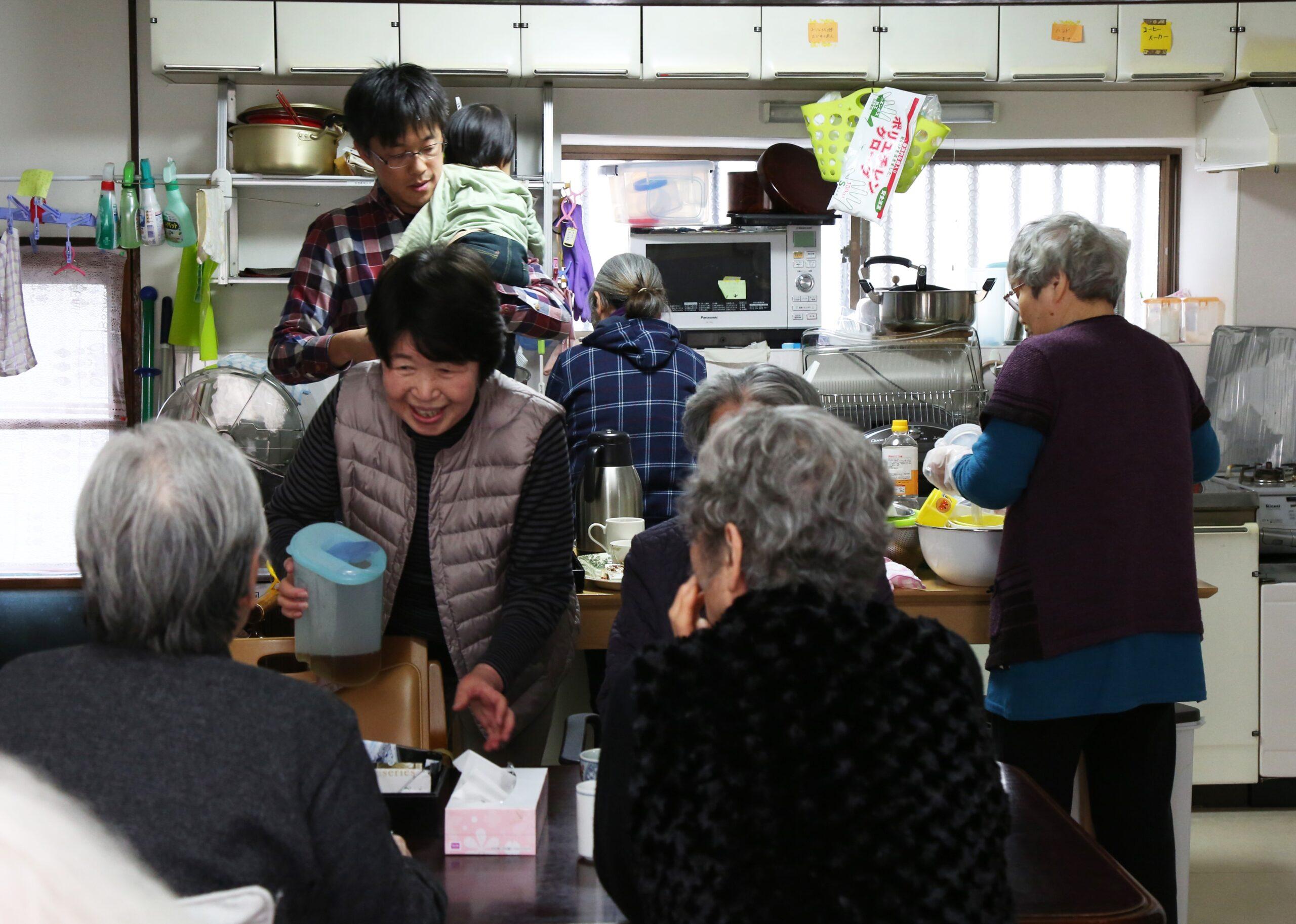 介護のリアル in 京都~医療から介護へ その人らしさを支える介護の魅力~|ダイジェスト動画
